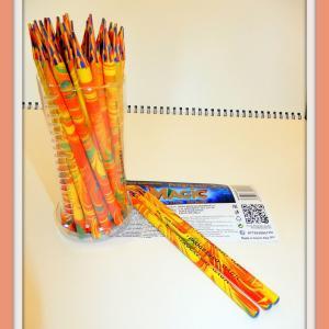 KOH-I-NOOR コヒノール プログレッソ マジックペンシル (マーブル色鉛筆)