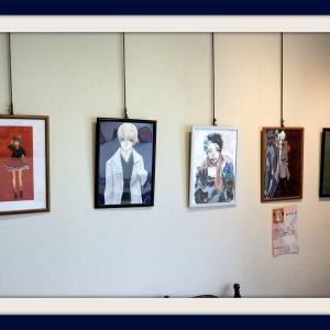 画廊喫茶コスモス 6月の展示のご案内