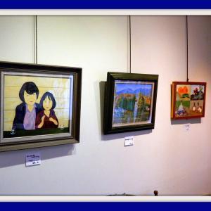 画廊喫茶コスモス 7月の展示のご案内