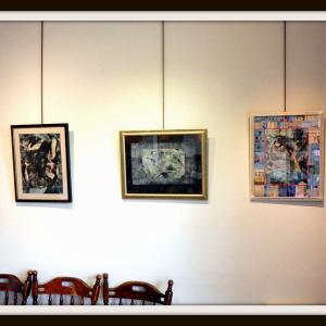 画廊喫茶コスモス 11月の展示のご案内