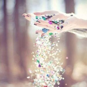 ヒラメキは流れ星②潜在意識から湧き出た宝を逃さないコツ