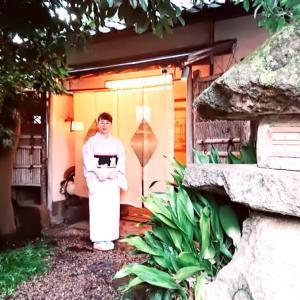 ノスタルジックな料亭で懐石料理(水戸・冨久住)