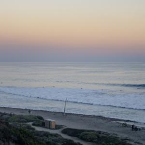 John John surfing Haleiwa, Winter 2020