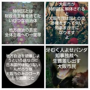 """""""万博跡地のカジノ財源確保のための大阪都構想"""""""