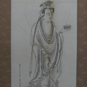 雲仙画伯の作品展