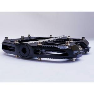 DABOMBの新作鍛造ペダルとフレームのマイチェン