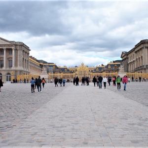 ベルサイユ宮殿・パリ・ブリュッセル~2018ヨーロッパの旅