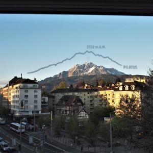 絶景、スイス・ルツェルンのピラトゥスとティトリス~2017・ヨーロッパの旅