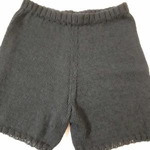 毛糸のパンツと靴下完成