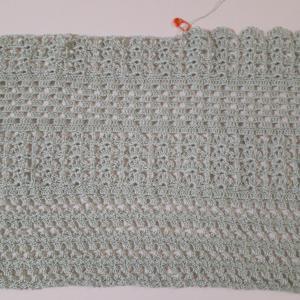 かぎ針編みのプル編み始め