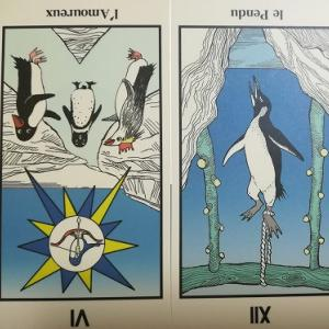 11/18~11/24のテーマ占い(ペンギン・タロット)