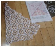 花菱模様の魔方陣 4