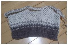 ノルディックセーター 2