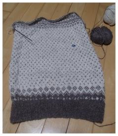 ノルディックセーター 3