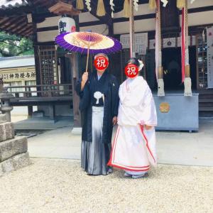 【婚活実話】結婚奉告祭…参列してきました!
