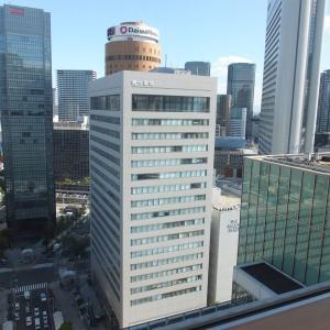 大阪駅直結ホテルのフレンチレストランでランチ🍴@フルーヴ/ホテルグランヴィア大阪