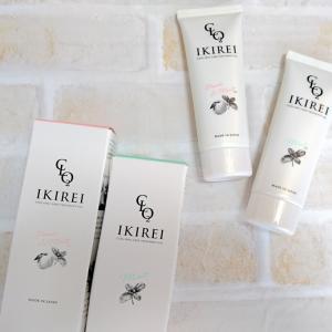 【IKIREI】歯磨き粉をリニューアル♪