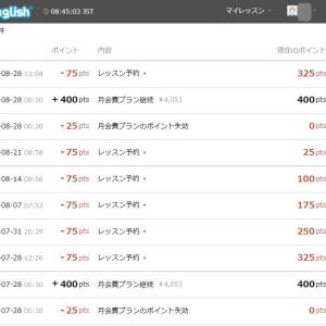 オンライン英会話QQEnglishでカランメソッドを続けています(2)