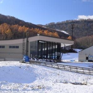 待たれるスキー場オープン2)