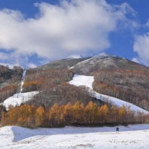 待たれるスキー場オープン1)