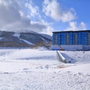 花園スキー場オープン