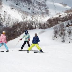 スキー3,4日目