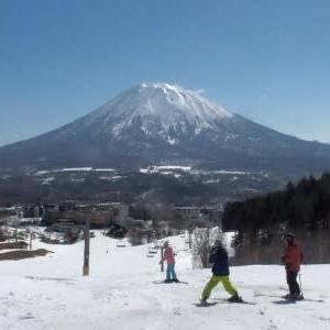 スキー5日目