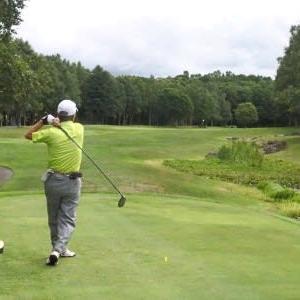 HANAZONO  GOLF  でゴルフ