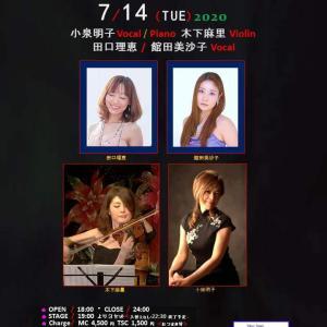 7月14日(火)clubT