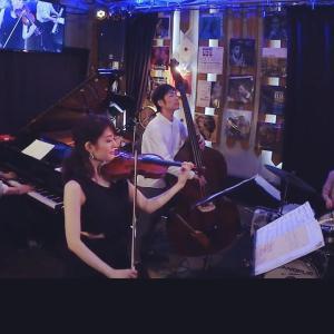 YouTube投稿29~OurDelight Jazz Quartet Live Digest~