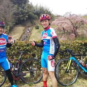 三春滝桜ライド