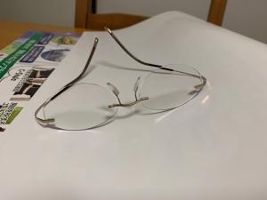 メガネのレンズ交換