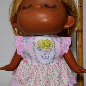 作りたかった、亜土ちゃん人形の服。。。