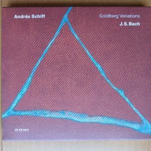 シフによる2回目のゴルトベルク音盤