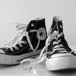Oh my converse !