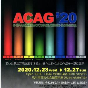 旭川芸術家アート展 開催