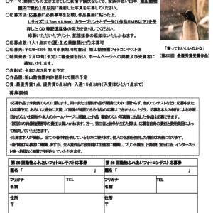 旭山動物園動物ふれあいフォトコンテスト募集♪