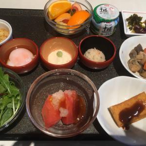 京都の朝ごはん