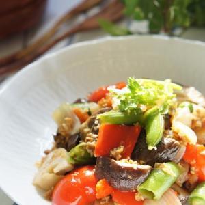 花粉症対策、ウイルス対策にも!バルサミコ酢と野菜を使った「ラタトゥイユ」のレシピ
