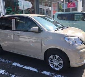 2019年10月14日(月) スタッフの近藤哲也君のお嫁さんのお父さん、お車お買い上げありがとうございました!