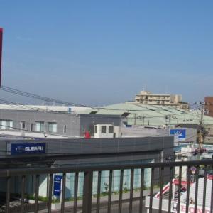 半透明な富士山