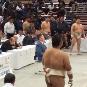全日本相撲選手権大会を応援!