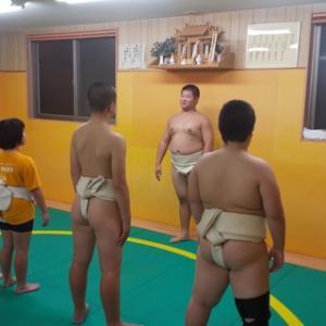 2020年 春日館相撲道場の初稽古を開催!