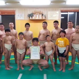 勇斗の春日館卒業式を実施!