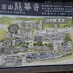 龍華寺から鉄舟寺