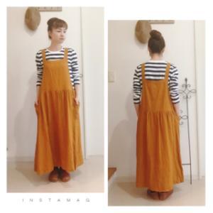 ☆サロペットスカート(オーダー)…☆