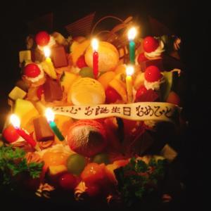 ☆誕生パーティー…☆