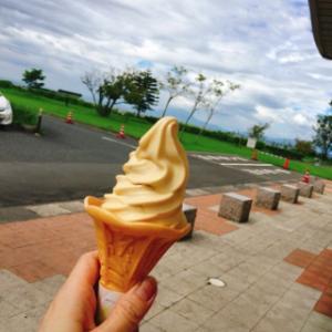 ☆ソフトクリーム…☆