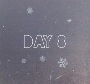【編んでいるもの】プルオーバー【Day8】