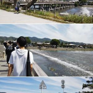 京都嵐山見学①